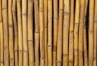 Agnes Banks Bamboo fencing 2