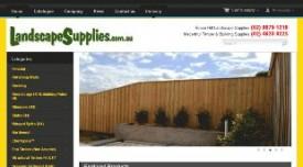 Fencing Agnes Banks - Landscape Supplies and Fencing