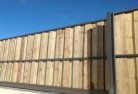 Agnes Banks Lap and cap timber fencing 1