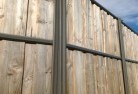 Agnes Banks Lap and cap timber fencing 2