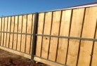 Agnes Banks Lap and cap timber fencing 4