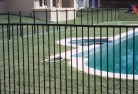 Agnes Banks Pool fencing 2